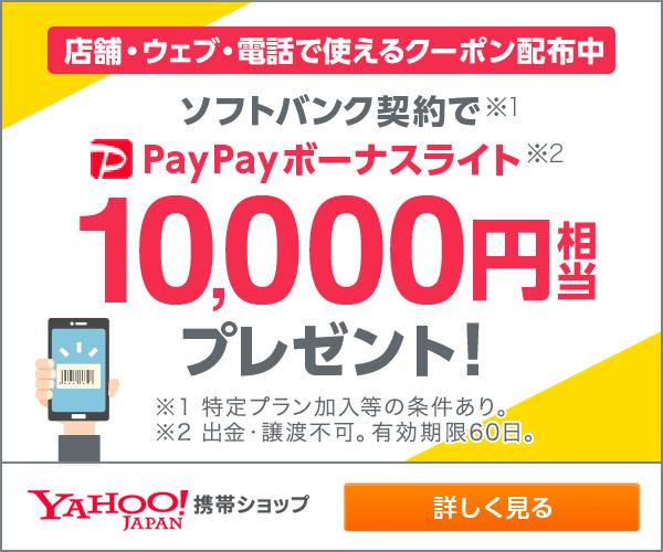 SBモバイル(Yahoo!JAPAN 携帯ショップ)