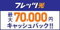 フレッツ光(株式会社Wiz)(オプション付き)