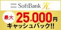 ソフトバン光(株式会社Wiz)(オプション付き)
