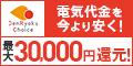 【電気チョイス】新規電力供給完了プログラム(株式会社Wiz様)☆
