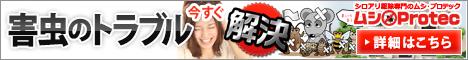 【ムシプロテック(害虫駆除)】新規見積り申込みプログラム